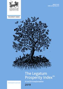 2019 Legatum Prosperity Index Report