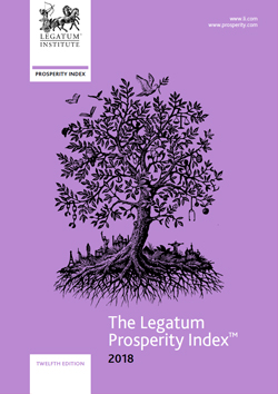 2018 Legatum Prosperity Index Report